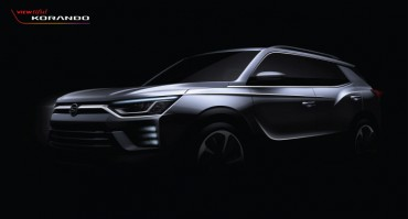 SsangYong Motor Tests Partially Self-driving System on Its New SUV