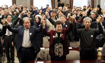 DMZ Human Chain Movement to Hold Opening Ceremony at Boleum Island