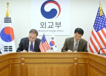 S. Korea to Up Its Financial Burden for U.S. Troops by 8.2 pct