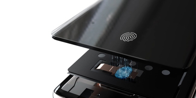 New Samsung Galaxy Ultrasonic Fingerprint System World's First to Achieve FIDO Biometric Certification