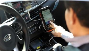 Seoul City Launches Taxi Meter Application