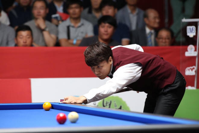 The first-division PBA tour will be operated under a 128-member season registration system. (image: Korea Billiards Federation)