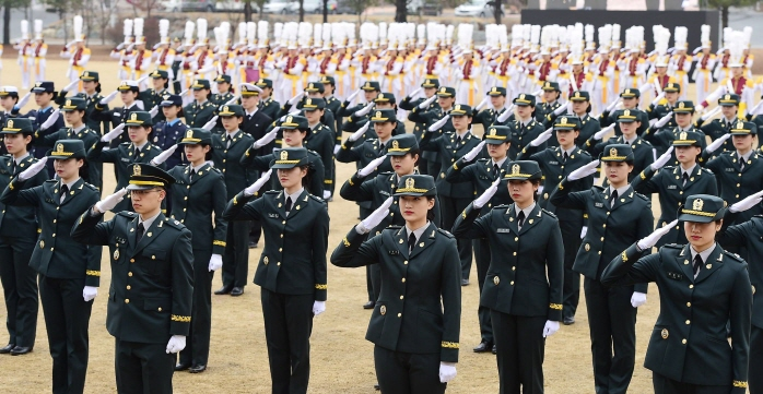 1st Foreign Graduates from Armed Forces Nursing Academy Dream of Becoming 'Nightingale of Mongolia'