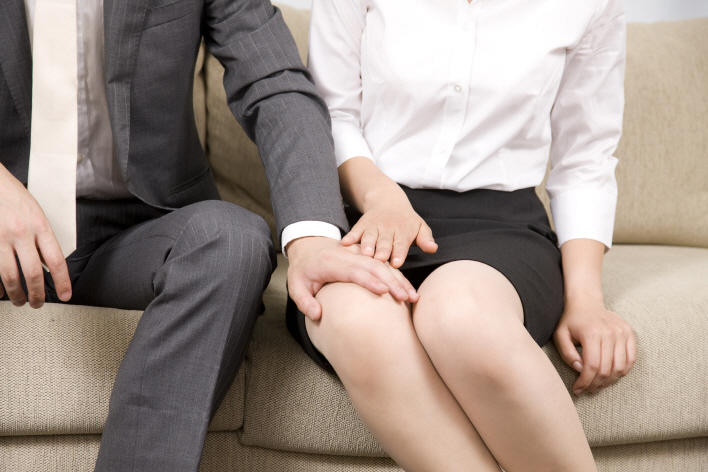82 pct of Victims of Sexual Harassment in the Workplace Suffer in Silence