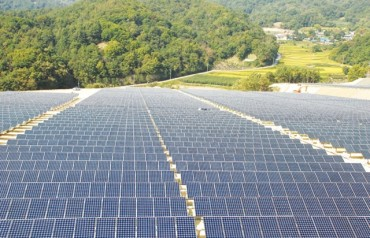 Solar Energy Facilities Causing Loss of Forest Land