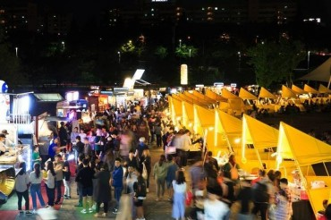 Seoul Night Market to Open Next Month