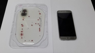 Cell Phones Home to Harmful Bacteria