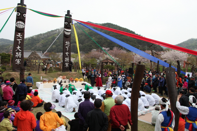 Jangseung Festival Coming to Mt. Chilgap Next Month