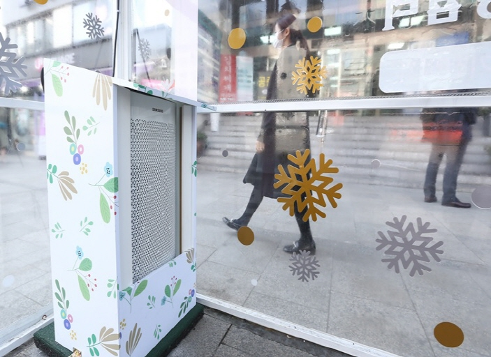 Seoul's Seocho District to Install Fine Dust Shelters at 60 Bus Stops