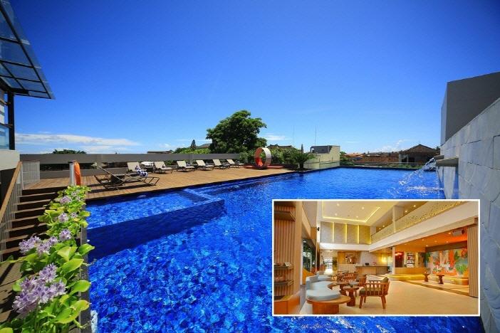 J4 HOTELS LEGIAN Guarantees All Day and All Night of Memorable Fun in Bali
