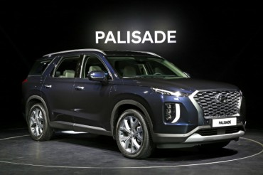 Hyundai Motor Q1 Net Jumps 30 pct on Strong SUV Demand