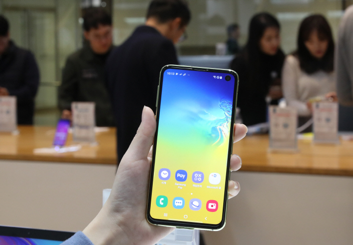 Samsung Galaxy S10 5G Release Date Revealed