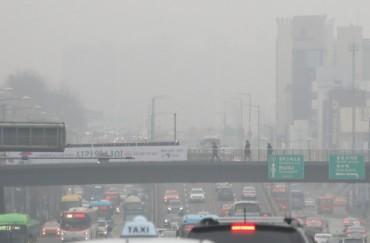 Seoul Gov't to Install Fine Dust Sensors Across City