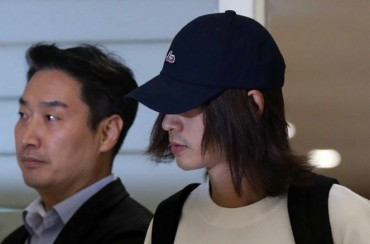 Singer Jung Joon-young Admits to Sex Video Charges