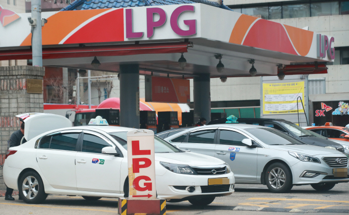 S. Korean Automakers Scramble to Compete over LPG Vehicles