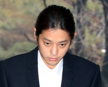 Singer Jung Arrested over Sex Video Scandal