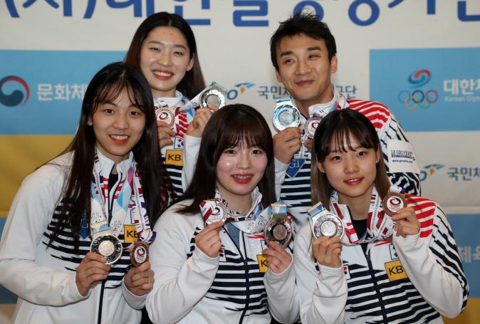 S. Korean Women's Curling Posts Highest-ever Position for Asian Team in World Rankings