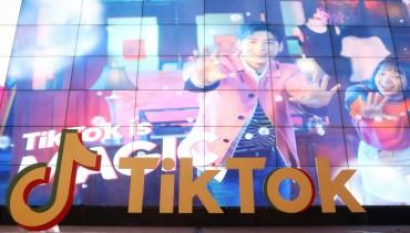 TikTok Service Promises K-pop Auditions via Smartphone