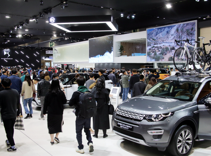 Seoul Motor Show Seeks to Transform Itself into Mobility Show