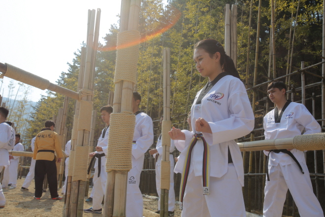 S. Korean and Foreign Military Cadets to Participate in Taekwondo Cultural Exchange Program