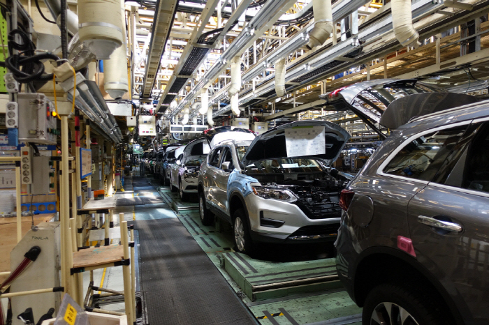 Renault Samsung workers staged 62 rounds of strikes from October through April 19, resulting in production losses of over 14,320 vehicles. (image: Renault Samsung Motors Corp.)