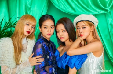 BLACKPINK Becomes First Korean Cover Girls for Billboard