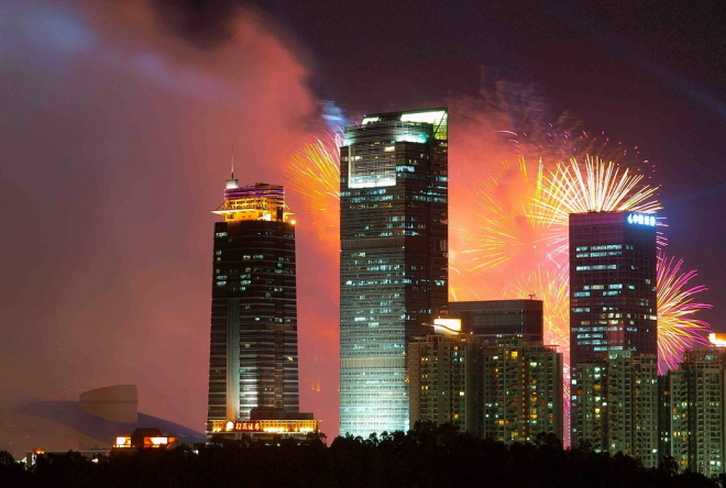 Increased Levels of Heavy Metal Substances in the Atmosphere Following National Festivities in China