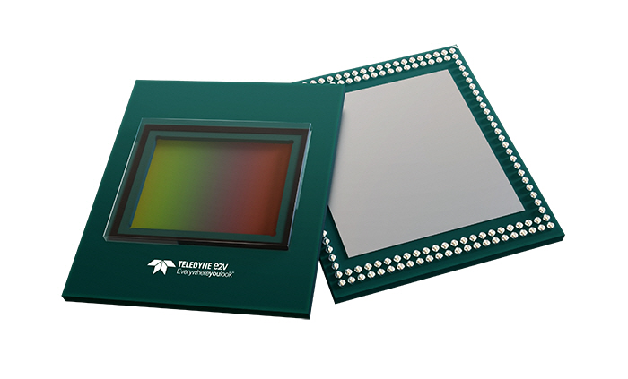Teledyne e2v's New 5 Mpixel CMOS Image Sensor is Ideal for High-speed Scanning and Embedded Vision Solutions