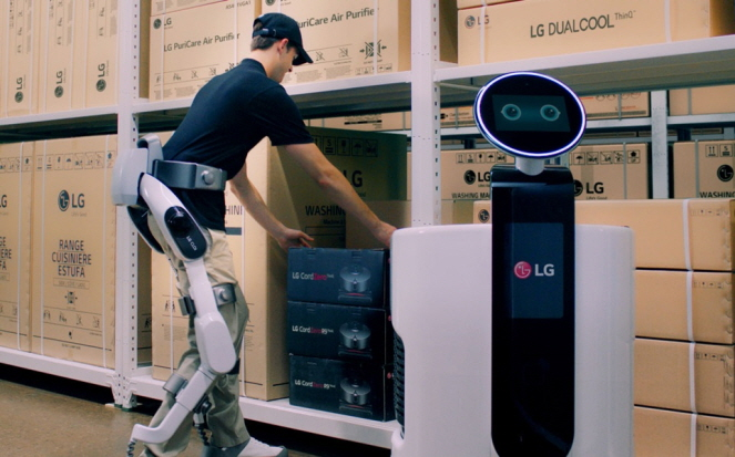 LG Electronics to Develop Robot Waiters