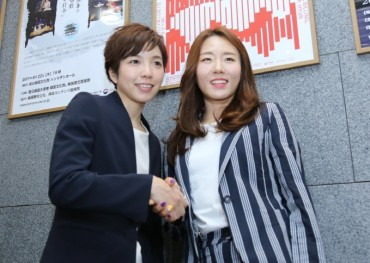 PyeongChang 2018 Foundation to Honor Speed Skaters from S. Korea, Japan
