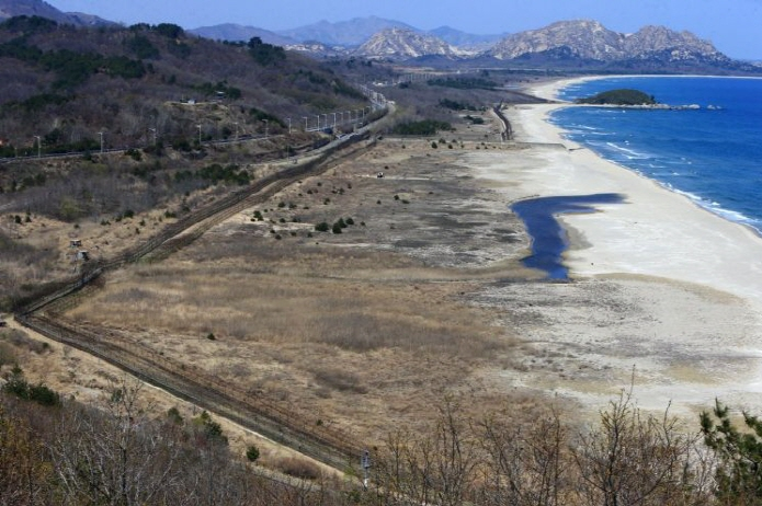 'Goseong DMZ Peace Trail' to Open to Hikers Saturday