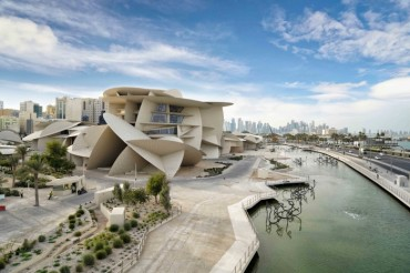 Hyundai E&C Completes Construction of New National Museum of Qatar