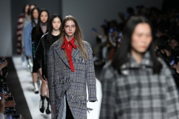 K-fashion on Display at Concept Korea Shanghai