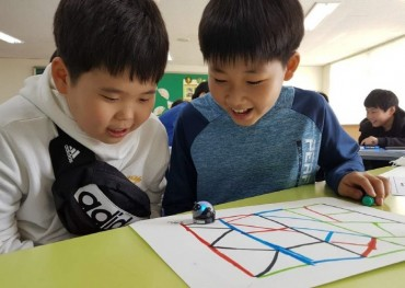 Ozobot Coming to Schools in Daejeon