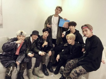 K-pop Sales on eBay Jump by 50 pct Thanks to BTS