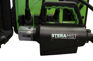 TOMI Receives China CDC Registration Making SteraMist the Disinfection Industry Standard in China