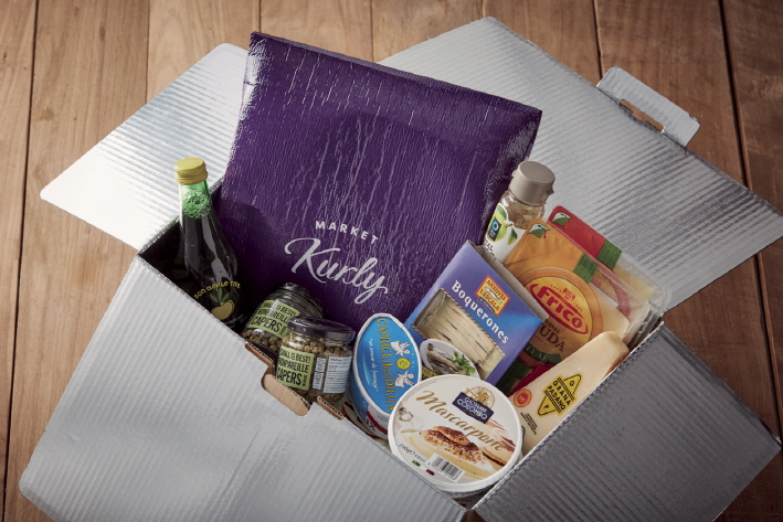 Market Kurly, a South Korean online food store, first began offering early morning delivery services in 2015. (image: Market Kurly)