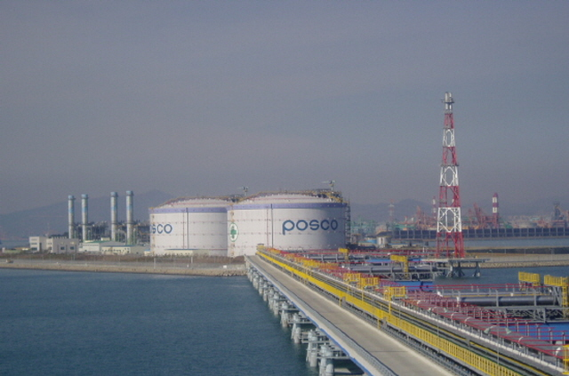 POSCO to Reorganize LNG Processing Operations to Enhance Efficiency