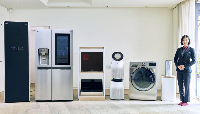 LG Electronics' Appliance Rental Sales Rise Steadily