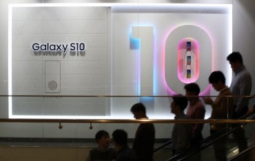 Sales of Galaxy S10 Exceed 1 mln in S. Korea