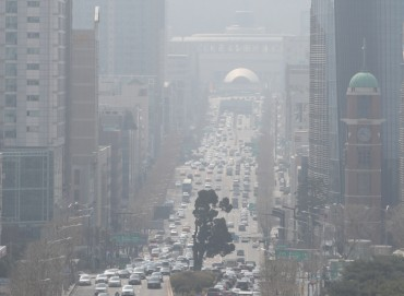 S. Korea, China to Conduct Joint Study on Health Effects of Ultrafine Dust