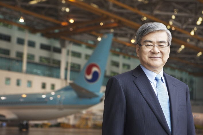 Korean Air Chief Dies of Illness, Succession at 14th-largest Conglomerate in the Offing