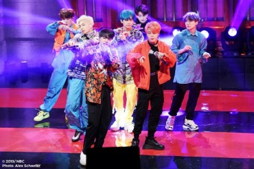 BTS Syndrome Sweeps U.S. Once Again