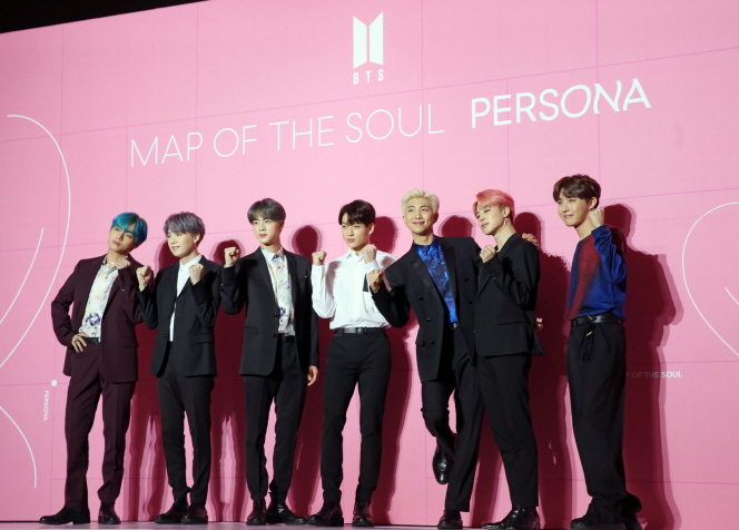 BTS Hopes to Use its Power to Spread 'Positive Influence'