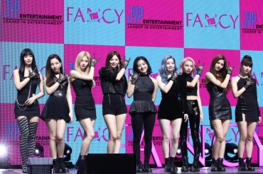 TWICE Expands to U.S. Cities with Release of New Album 'Fancy You'