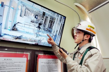 SK E&C Introduces Smart Construction Site CCTV for Safety Management