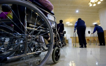 Nearly Half of all S. Korean with Disabilities Over 65: Report