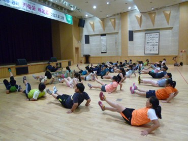 Seoul City Introduces School-based Obesity Prevention Program