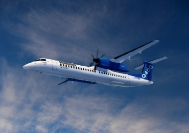 Bombardier Signs Firm Purchase Agreement for Six Q400 Turboprops