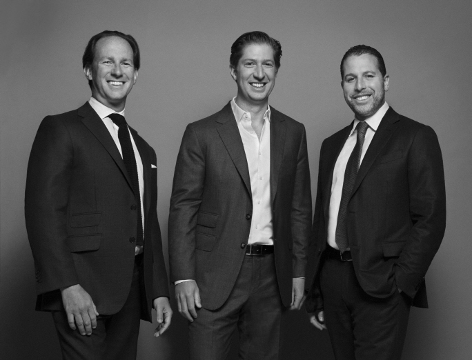 Managing Principals Adam Tantleff, Brian Shatz and Josh Zegen. (image: Madison Realty Capital)
